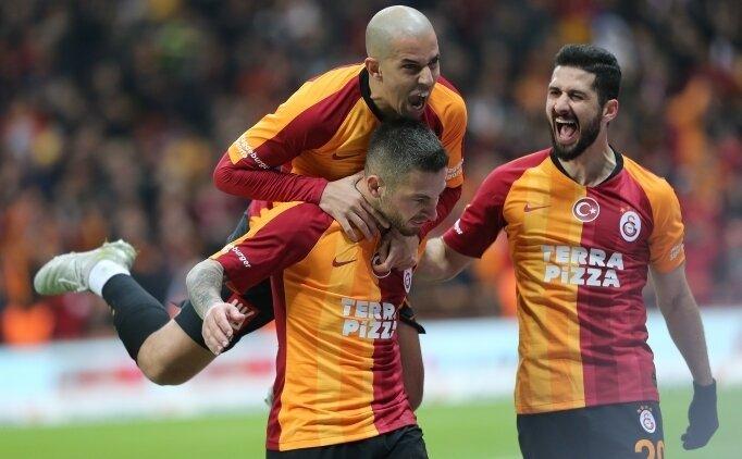 Galatasaraylı yıldızlar, 'Antalya' dedi!