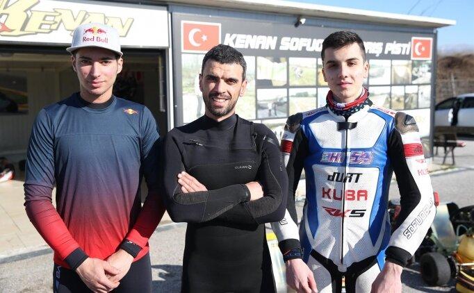 Bahattin Sofuoğlu, şampiyonluk için gazlayacak