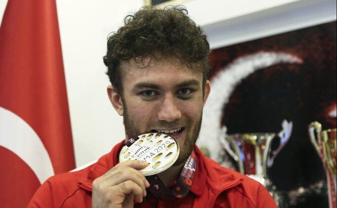 Milli güreşçi, Avrupa şampiyonluğundan sonra hedef büyüttü