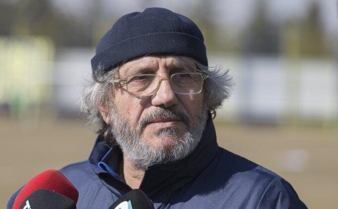 Mustafa Reşit Akçay: 'Yarım puan bile yeter'