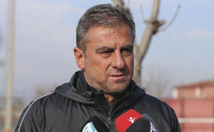 Hamza Hamzaoğlu: 'Ankara için önemli bir maç'