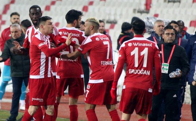 Sivasspor hayata döndü!