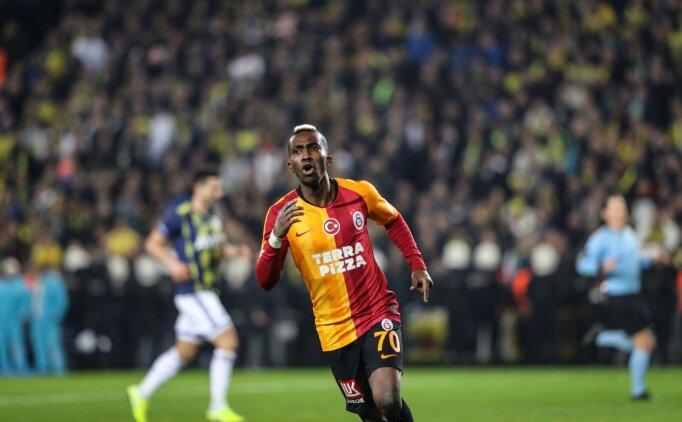 Henry Onyekuru: 'En büyük şansım Galatasaray'