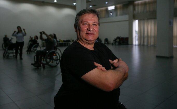 Engelli milli dansçı Osman Ertöz, şampiyonlar yetiştirecek
