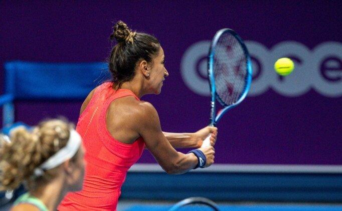 Milli tenisçi Çağla Büyükakçay'dan önemli galibiyet