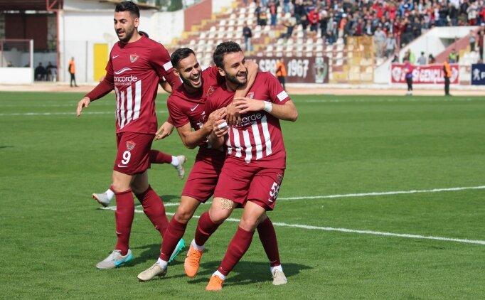 Hatayspor'dan 'altın' gol!