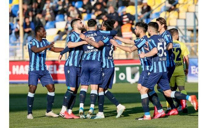 Adana Demirspor, 12 dakikada 2-0'dan döndü!