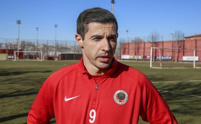 Bogdan Stancu: 'Herhangi bir baskı hissetmiyoruz'