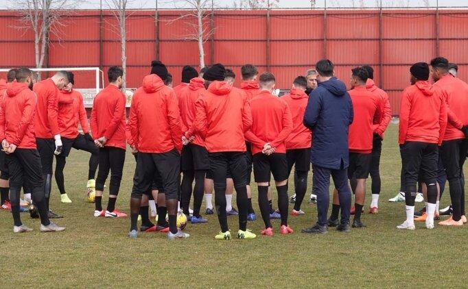 Gençlerbirliği'nde Galatasaray maçı öncesi 6 eksik