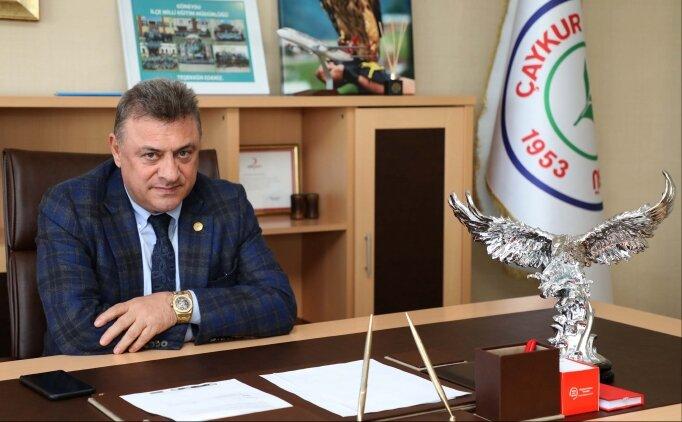 Hasan Kartal: 'Ünal hoca şehirle bütünleşti'