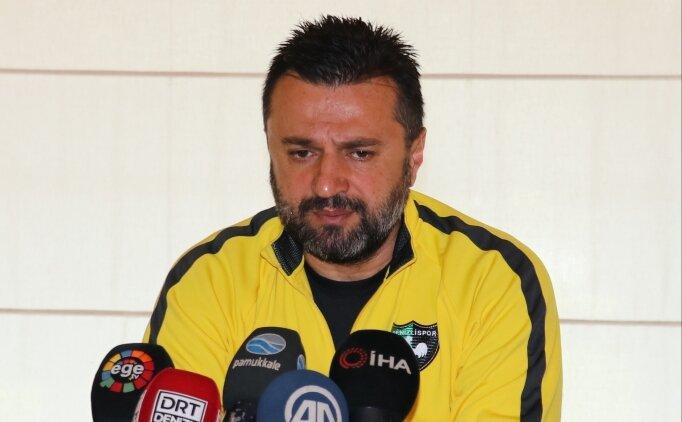 Bülent Uygun: 'Fenerbahçe'yi yenmek istiyoruz'