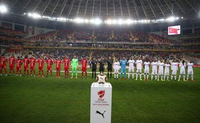 Türkiye Kupası'nda 2. tur maç programı belli oldu