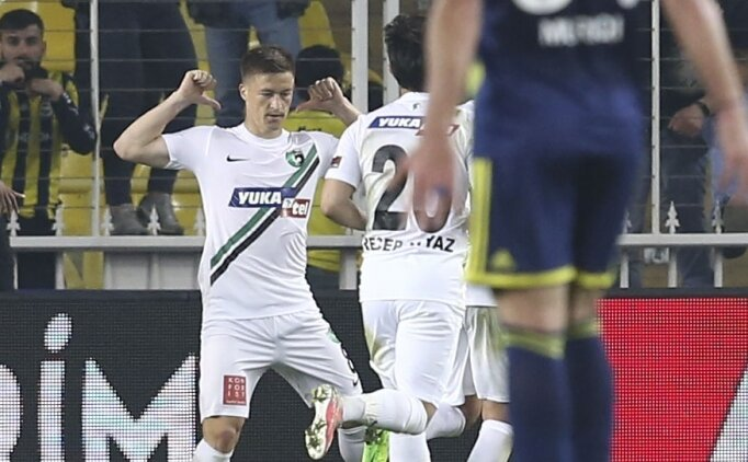 Radoslaw Murawski: 'Demek ki Fenerbahçe'den iyiydik'