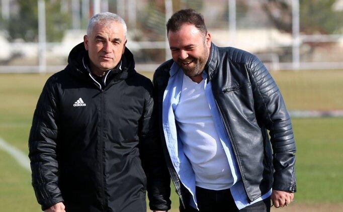 Sivasspor'da futbolculara 'koronavirüs' nedeniyle yurt dışı yasağı!