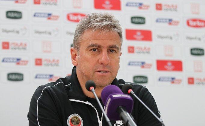 Hamza Hamzaoğlu: 'Çok iyi oynamadık, bu bir gerçek'