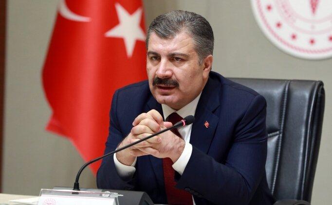 Sağlık Bakanı Fahrettin Koca, il il koronavirüs vaka ve ölüm sayılarını açıkladı