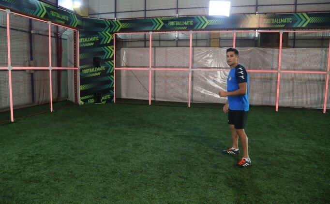 Futbolcular 'Futbolmatik' sistemiyle performansını artıracak