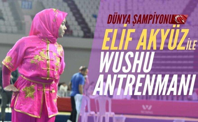 Türkiye Wushu Kung Fu Federasyonundan online egzersiz programı