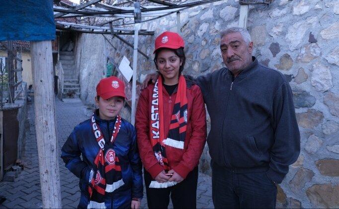 Kastamonuspor 500 aileye gıda kolisi dağıttı
