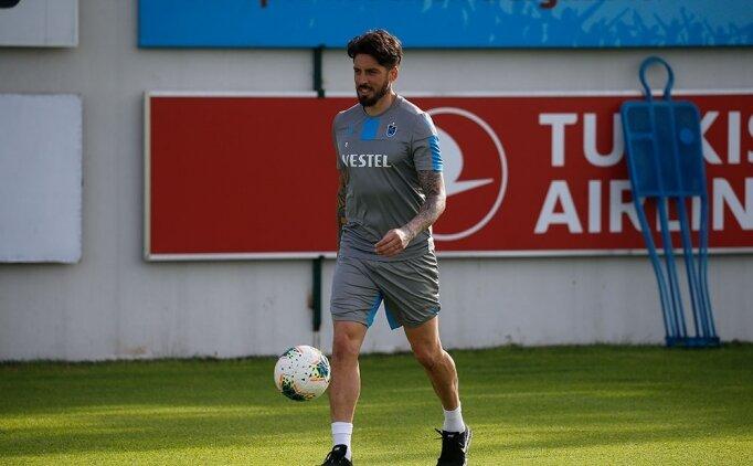 Trabzonspor'da dördüncü kez Kovid-19 testi yapıldı