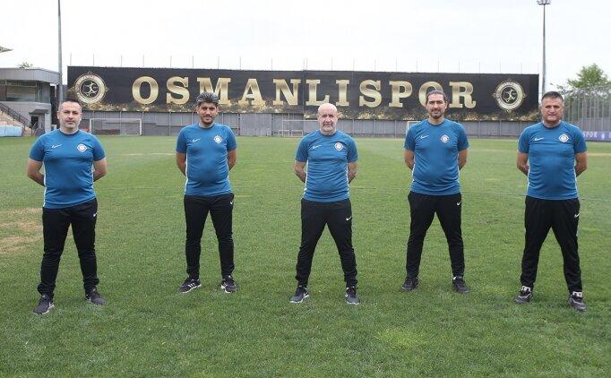 Ali Güneş Osmanlıspor için umutlu: 'İyi işler yapacağız'