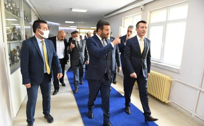 MKE Ankaragücü'nün Tandoğan Tesisleri yenilendi