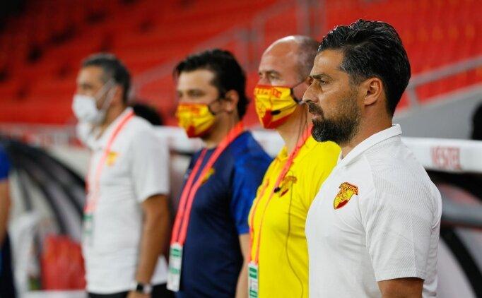 Ersan Parlatan: 'Trabzon karşısında avantajımızı kullanamadık'
