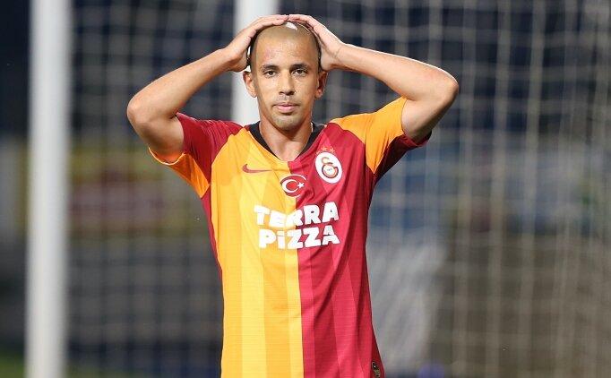 Sofiane Feghouli: 'Çok iyi transfer'