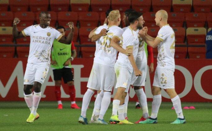 Mustafa Reşit Akçay: 'Kazanmak için plan yaptık ama olmadı'