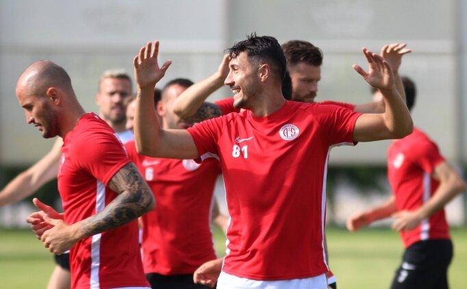 Fraport TAV Antalyaspor kupa maçına hazır
