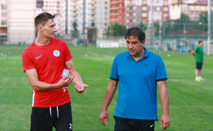 'Antalya'da en azından 1 puan almak istiyoruz'