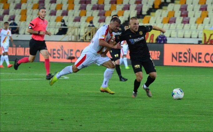 Yeni Malatyaspor'un yüzü 189 gün sonra güldü