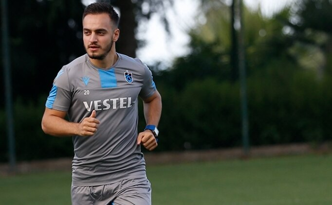 Trabzonspor'da Yusuf Sarı geri döndü
