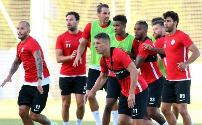 Antalyaspor 36 puanla rahatladı, yeni hedefler...