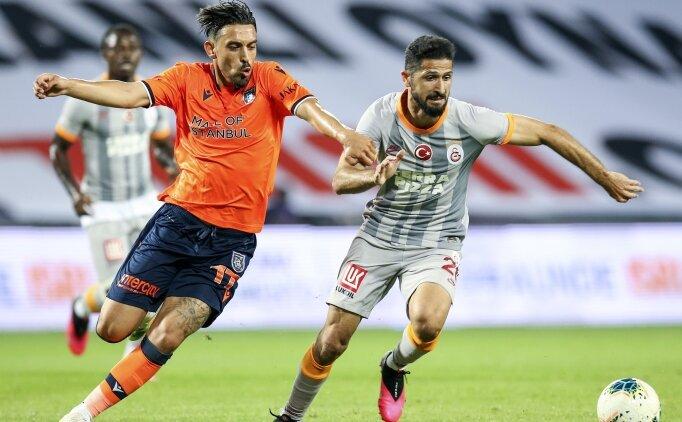 ÖZETLER Başakşehir 1-1 Galatasaray maçı detayları