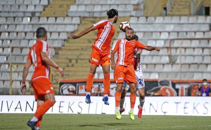 1. Lig'de 31. hafta sona erdi! Adanaspor veda etti...