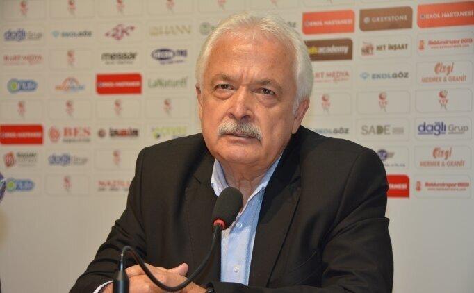 Atılay Canel: 'Hakemler maçı tek taraflı yönetti'