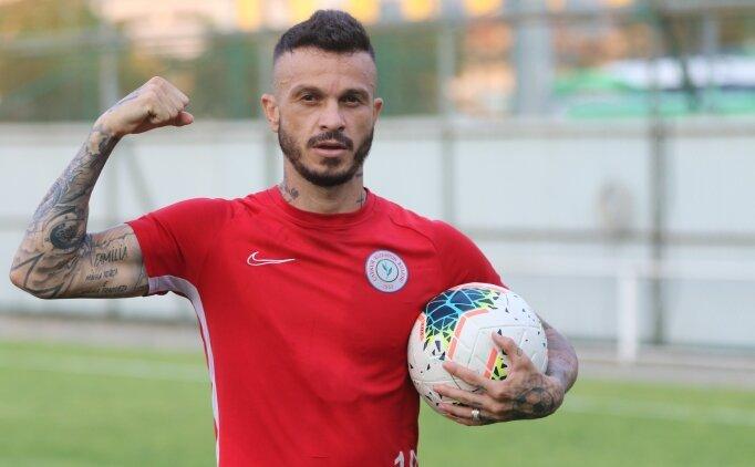 Yeni Malatyaspor, Boldrin'i istedi