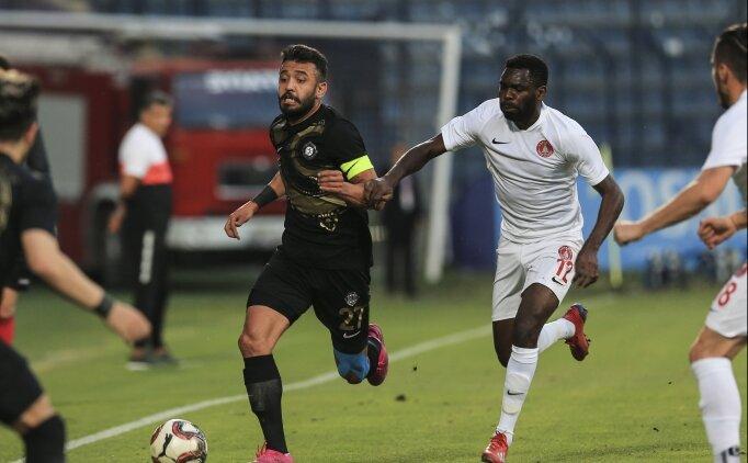 Osmanlıspor, 9 hafta sonra umut tazeledi!