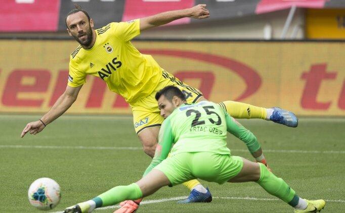 Fenerbahçe'de Vedat Muriqi şaşkınlığı