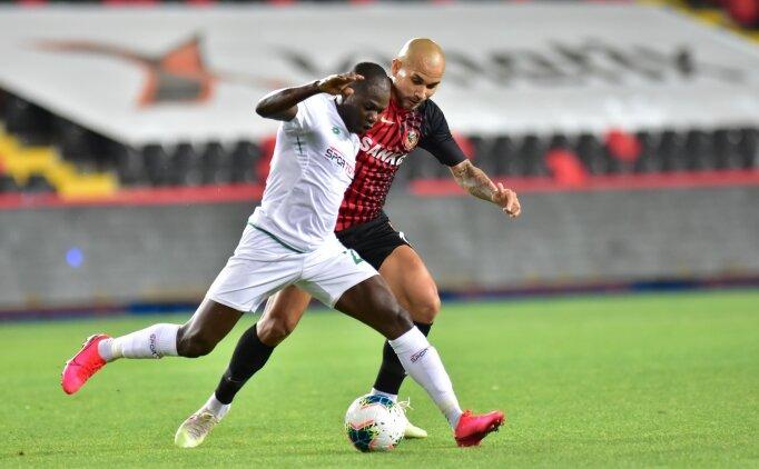 Gaziantep FK, Konyaspor'un umutlarını son 10 dakikada kararttı!