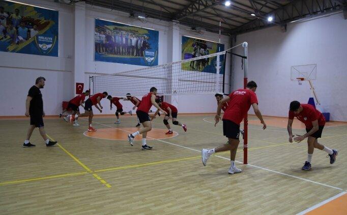 Haliliye Belediyespor yeni sezon hazırlarına başladı