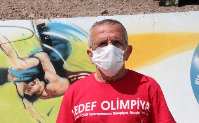 Grekoromen Milli Takımı'nın Bolu kampı sürüyor