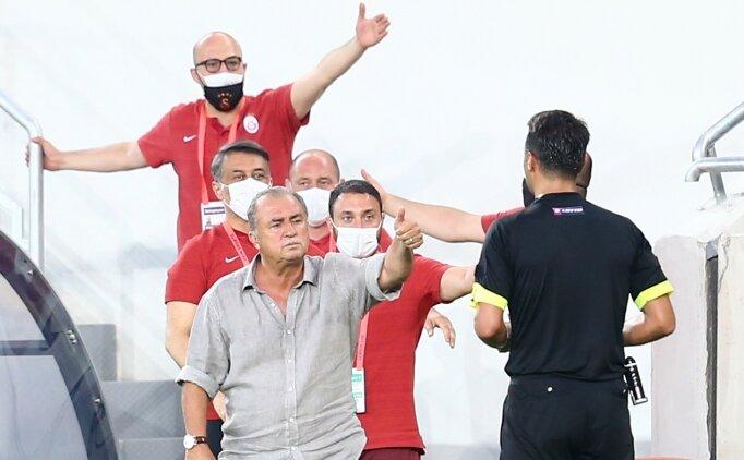 Galatasaray'da istatistikler felaket; Fatih Terim'e destek