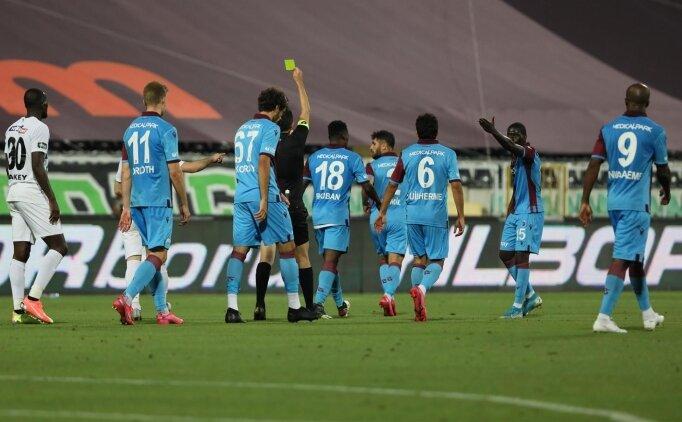 Trabzonspor'un 16 maçlık serisi sona erdi!