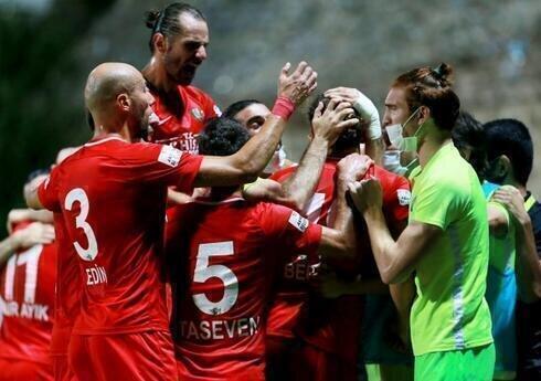 Süper Lig'e son bilet: Yarı final ilk maçları bitti!