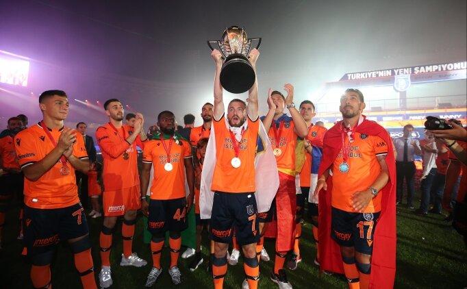 Başakşehir'de şampiyonluk primi belli oldu
