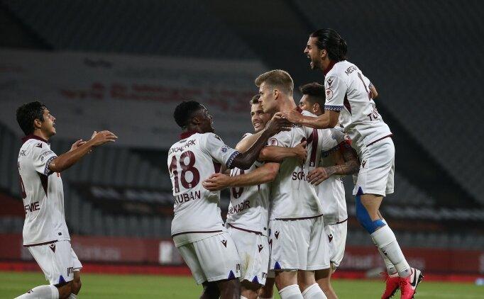 Trabzonspor'da kadro için planlar hazır