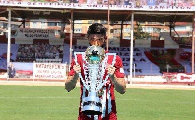 Kubilay Sönmez, Hatayaspor'dn ayrıldı