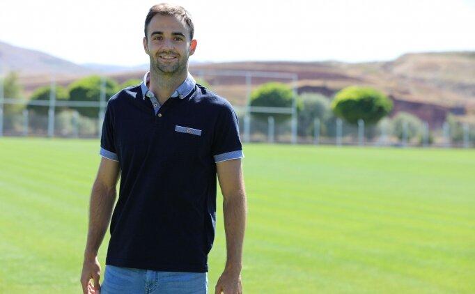 Jorge Felix: 'Elimden gelenin en iyisini yapacağım'